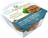 Applaws cat layer pot tuna / anchovy 12 x 70 gr