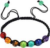 Fako Bijoux® - Buddha Armband - Chakra Reiki - Classic