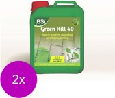 Bsi Green Kill - Algen- Mosbestrijding - 2 x 2.5 l