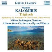 Kalomiris Manolis: Sym No.3 /+