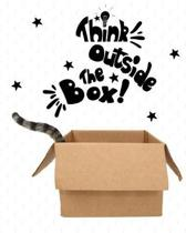 Think Outside the Box, Notebook