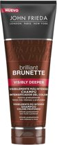MULTI BUNDEL 3 stuks John Frieda Brilliant Brunette Colour Deepening Shampoo 250ml