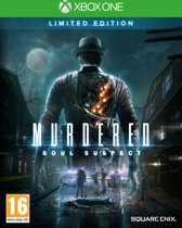 Murdered: Soul Suspect - Limited Edition - Xbox One