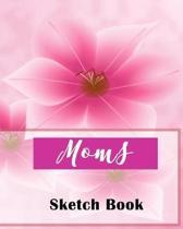 Moms Sketch Book
