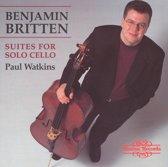 Suites For Solo Cello