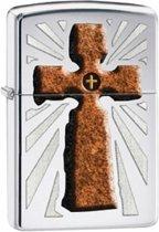 Aansteker Zippo Cross