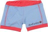 Ducksday UV zwembroekje unisex Blue stripe new - 4 jaar
