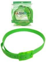 Discoriem fluor groen 130 cm