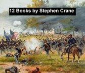 Stephen Crane: 12 books