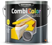 CombiColor Multi-Surface Hoogglans - Staal Grijs RAL 7001 25 Liter