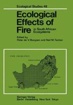 Ecological Effects of Fire in South African Ecosystems