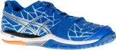 Asics Gel-Fireblast  Sportschoenen - Maat 47 - Mannen - blauw/zwart/wit