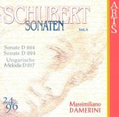 Schubert: Piano Works, Vol.4: Sonatas D 894, D664,