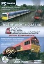 Just Trains Windows DVD-ROM Isle of Wight & Class 66