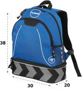 hummel Brighton Backpack Rugzak Unisex - Royal