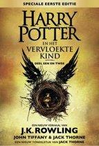Omslag van 'Harry Potter en het Vervloekte Kind deel een en twee (Speciale eerste editie)'