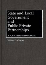 State and Local Government and Public-Private Partnerships