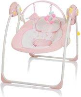 Baby Swing Little World Dreamday Pink