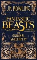 Boek cover Fantastic Beasts and Where to Find Them van J.K. Rowling (Hardcover)