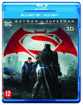 Batman v Superman : Dawn Of Justice (2D + 3D-blu-ray)