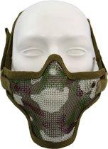 Fostex Airsoft beschermingsmasker multi camo