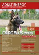Croc Plus Hondenbrokken - 20 kg - Adult Energy