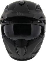 MT Streetfighter SV helm mat zwart XL