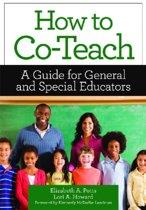 How to Co-Teach