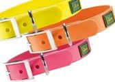 Hunter halsband convenience geel 60 cm - 1 ST