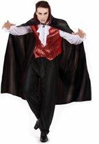 """""""Halloween vampierenkostuum voor mannen - Verkleedkleding - Large"""""""