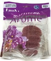 MartiniSpa-Aroma Therapie- Viooltjes - Ergonomische Badspons