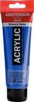 Amsterdam Standard acrylverf tube 120ml -  Kobaltblauw - halfdekkend