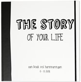 'The Story of Your Life' Invulboek 0-12 jaar (Nederlandse versie) - Oh My Goody