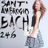 Bach Cello Suites 2, 4, 6