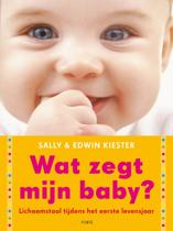 Wat zegt mijn baby?