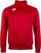 Lotto Delta Half Zip  Sporttrui - Maat XL  - Mannen - rood