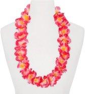 Hawaii slinger roze/oranje