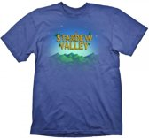 Stardew Valley: Logo T-Shirt Size L