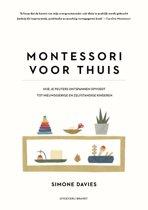 Boek cover Montessori voor thuis van Simone Davies (Paperback)