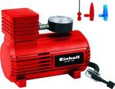 Einhell CC-AC 12 V Auto Compressor - 12 V - Max. 18 bar - Inclusief 3 adapters