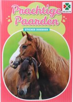 Selecta Prachtige Paarden Sticker Doeboek