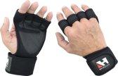 Fitnesshandschoenen Krachttraining Crossfit Training Bodybuilding Handschoenen Maat M