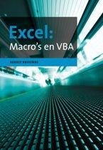Excel: Macro'S En Vba