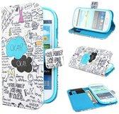 Okay wallet hoesje Samsung Galaxy S3 mini