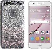 MP Case TPU case Mandala print voor Huawei Nova back cover