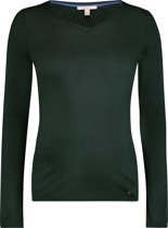 Esprit Shirt - Dark Teal Green - Maat XXL