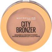 Maybelline Facestudio City Bronzer - 200 Medium Cool - Bronzer en Contouring Poeder