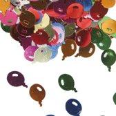 Tafeldecoratie / sierconfetti Ballonnen