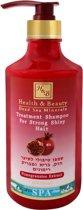 Pomegranate Shampoo - Parabenfree - 780 ml