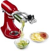 KitchenAid Spiralizer spiraalsnijder 5KSM1APC - Accessoire voor KitchenAid Keukenmachines